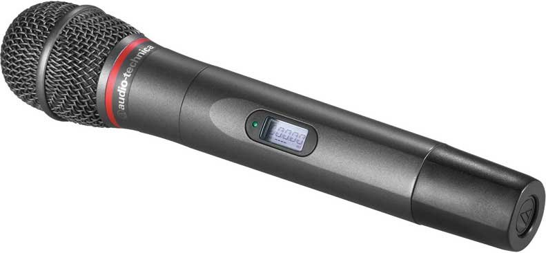 AT 3000 Series Dynamic Cardioid Handheld Transmitter, TV44-49