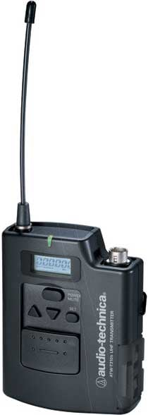Wireless Bodypack Transmitter for AT 3000 Series - C Band TV25-30