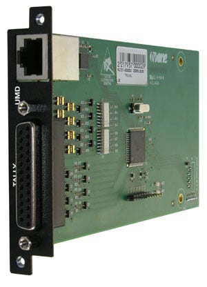 Tally Module for C2-6104 & C2-6204