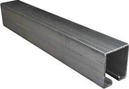 Rose Brand TRAC1700-26FT  26 ft. 1700 Besteel Track Channel TRAC1700-26FT