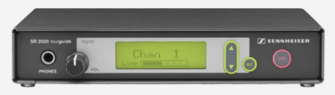 Single Channel Transmitter, Rackmount