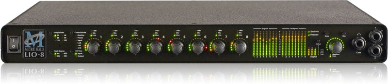 Line-Level Digital Audio Processor/Firewire Interface