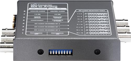 Blackmagic Design CONVMASA SDI to Analog Mini Converter CONVMASA