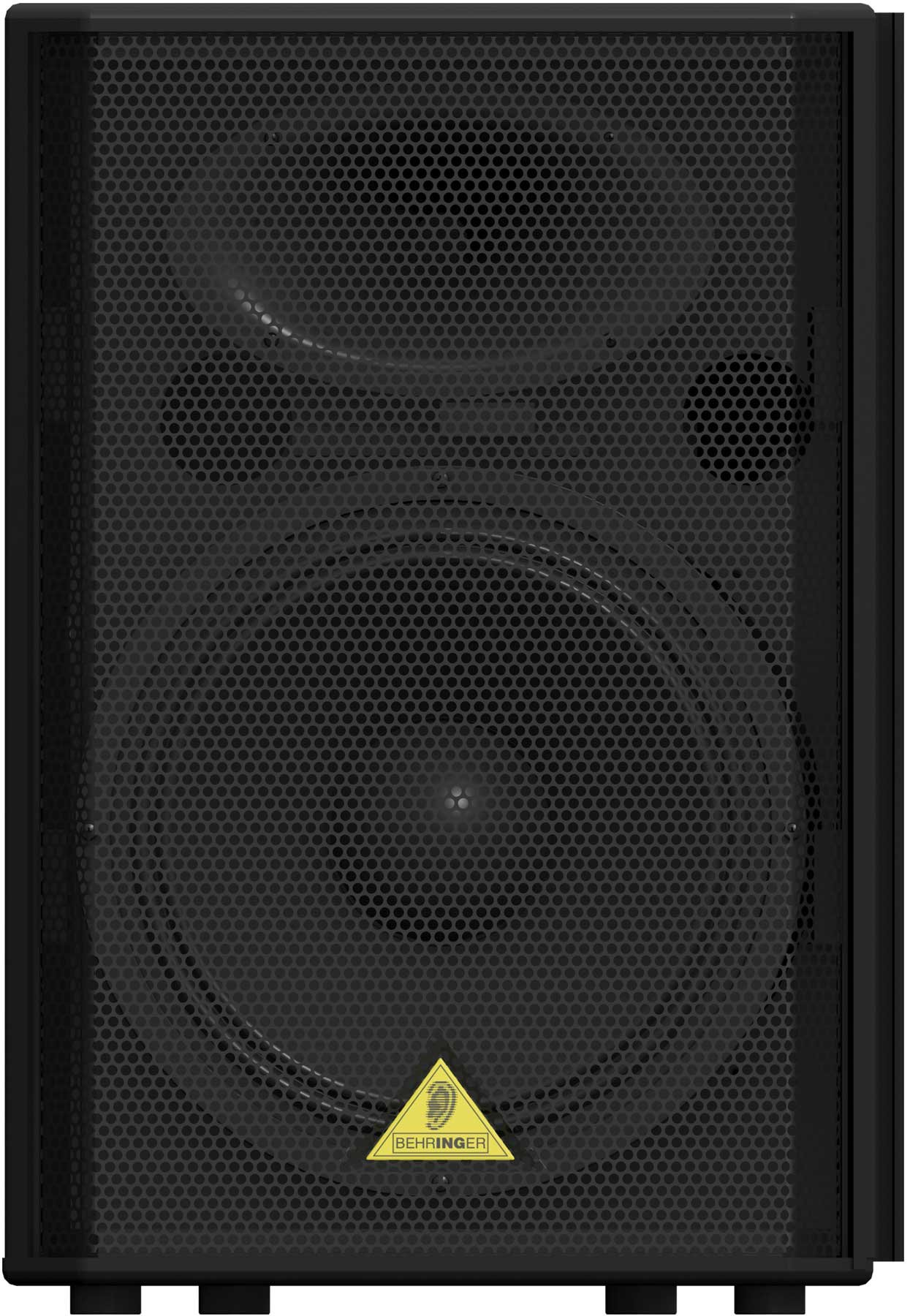 "PA Speaker, 15"" 2-Way, 250W Continuous"
