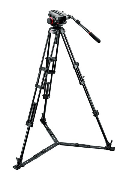 Midi Twin System with 504HD Head and 546GB Tripod (GS)