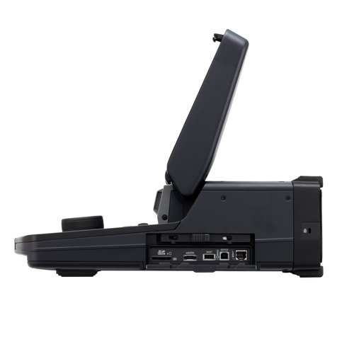 Mobile AVC-Intra/DVCPRO HD/50/25 P2 HD Recorder/Player w/eSata, GigE, and optional AVCHD compatibility