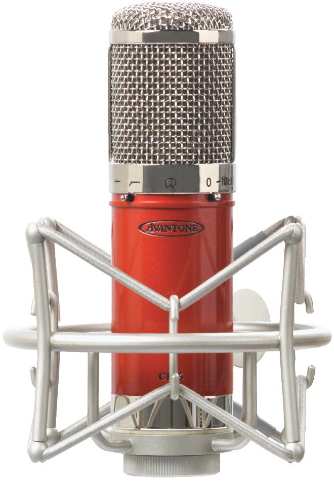 Large Diaphragm Condenser Microphone, Cardioid