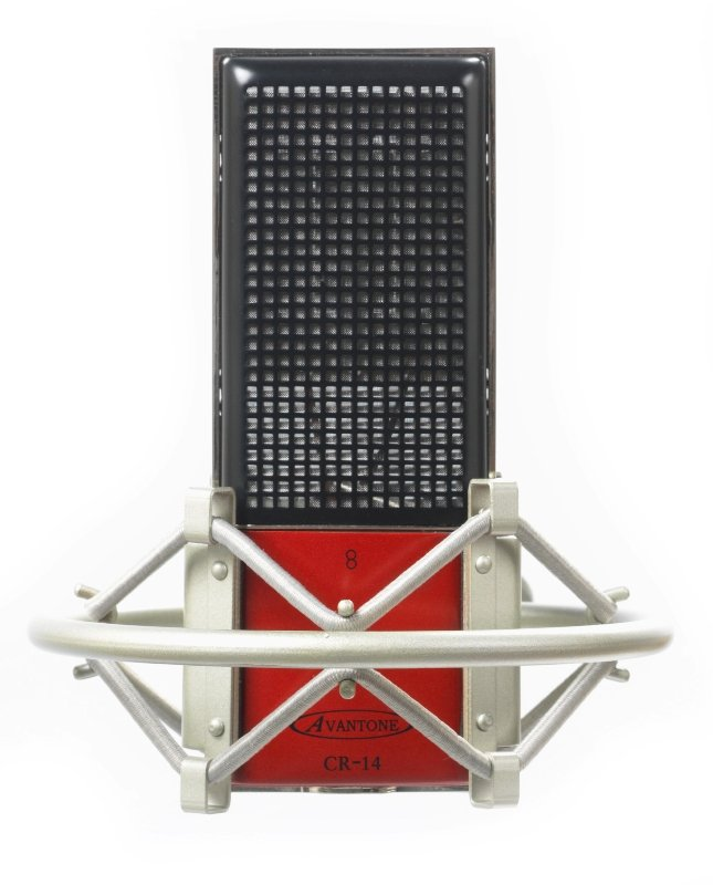 Ribbon Microphone, Dual Element, Figure 8