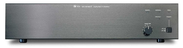 P-906MK2 Amplifier, 60W, 70V, 4 Ohms, 1 Port