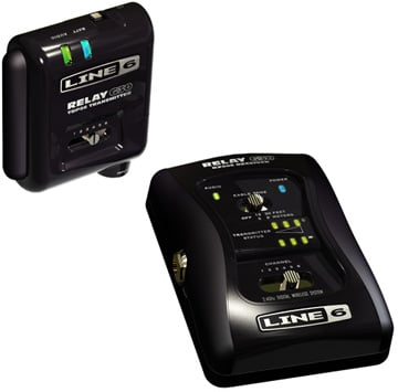 Line 6 Relay G30 Digital Wireless Guitar System RELAY-G30