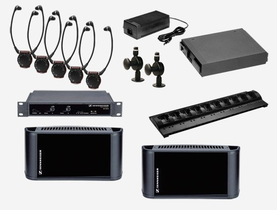SI 1015-4000 Dual IR System Package, 4,000s/ft