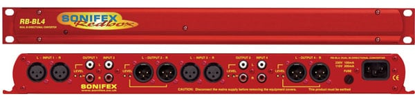 Dual Stereo Bi-Directional Matching Converter