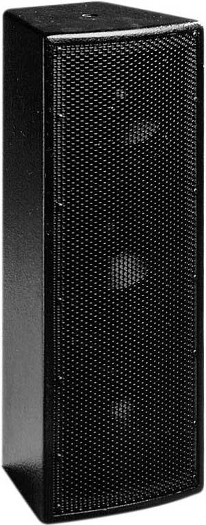 "Compact 2-Way Full Range Speaker, 2x6.5"", 450W @ 8 ohms"