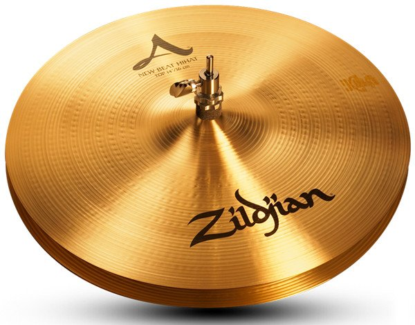 """14"""" A New Beat Hi-Hat Top Cymbal"""