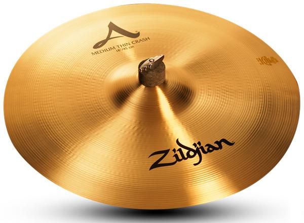 """Zildjian A0232 18"""" A Medium Thin Crash A0232"""