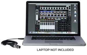 Pro DMX Software with USB DMX Cable