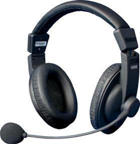 BP300 Beltpac w/HS15D Headset