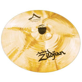 "16"" A Custom Medium Crash Cymbal"