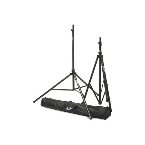 2 Speaker Stands & Carrying Bag