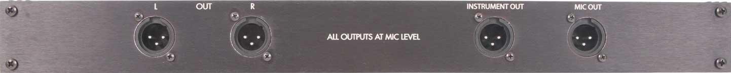 Universal Input Interface/Audio Gateway