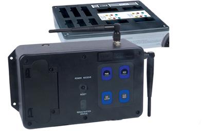 HM Electronics DX100-CZ11383 DX100, Digital Wireless Intercom w/o headsets DX100-CZ11383