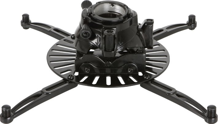 Universal Fine-Tune Projector Mount (Black)