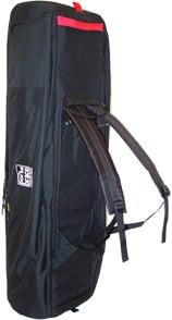 "41"" Black Tripod Shellpack"