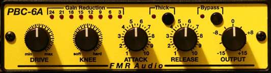 Compression Amplifier, Mono