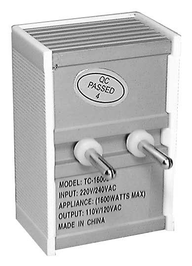 1600W Stepdown Voltage Converter
