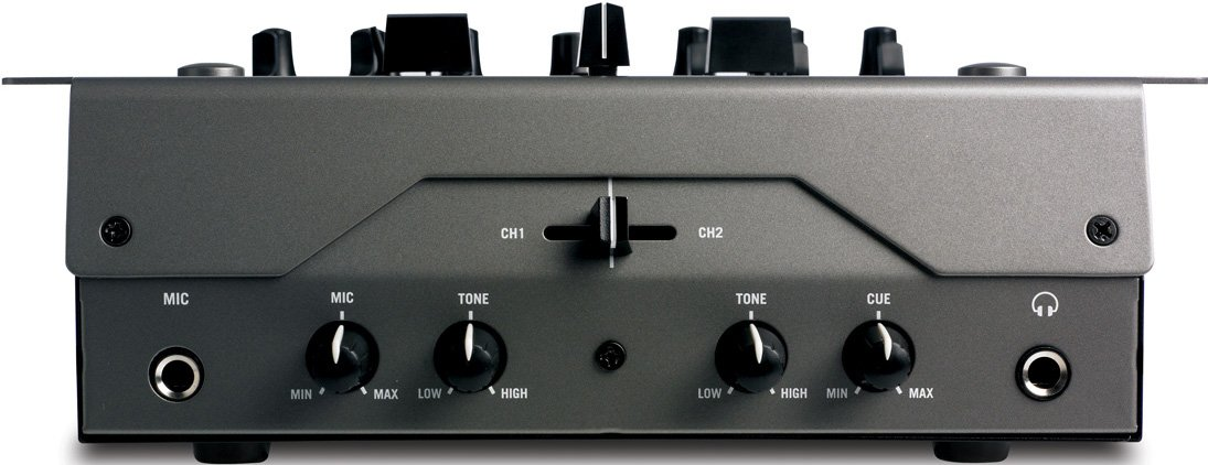 2-Channel, 2 Line Scratch Mixer