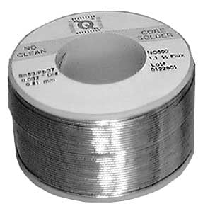 Philmore 50-21750  1/2 lb. Spool of Electronic Lead-Free Solder (LF217 Type) 50-21750