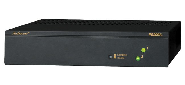 2-channel Audiocom Power Supply