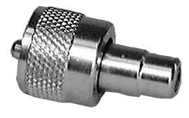 UHF Male to Phono Jack Adapter