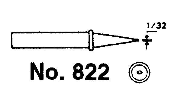 Philmore Solder Iron Tip
