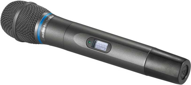 Wireless Handheld Mic/Transmitter, Cardioid Condenser, for AT 3000 Series, TV25-30
