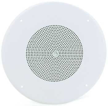 Ceiling Speaker, with White Grill