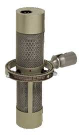 Stereo Ribbon Microphone, Configurable as Two Mono Mics