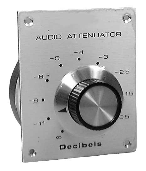 Philmore LP200 Calibrated Stereo L Pad (Dual-Gang, 100 W @ 8 Ohms/CH) LP200