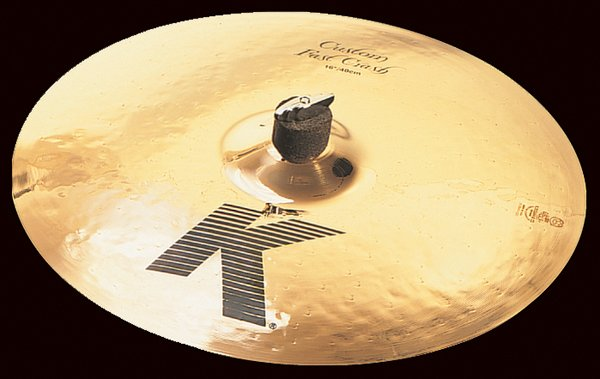 "16"" Fast Crash K Custom Cymbal"