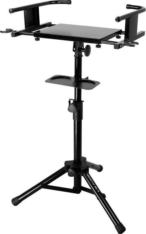 Stand for LCD Monitor & 2 Mics