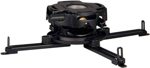 Universal Precision Gear Projector Mount in Black WITHOUT Adapter Plate