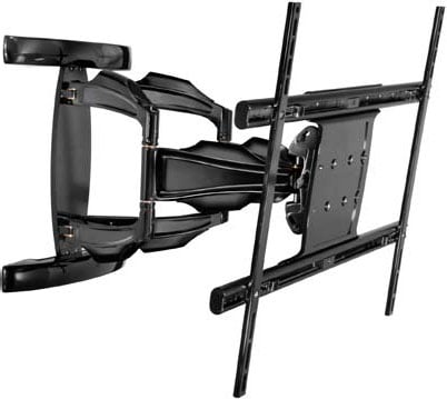 "Universal Articulating Arm Mount (for 37""-71"" Flatscreens, Black)"