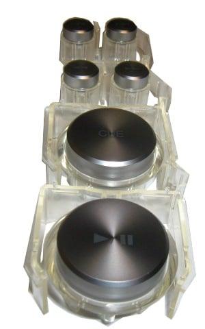 Pioneer Mixer Knob Set