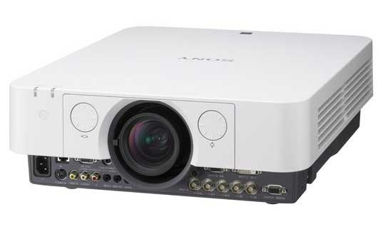 XGA LCD Video and Data Projector, 4200 Lumens