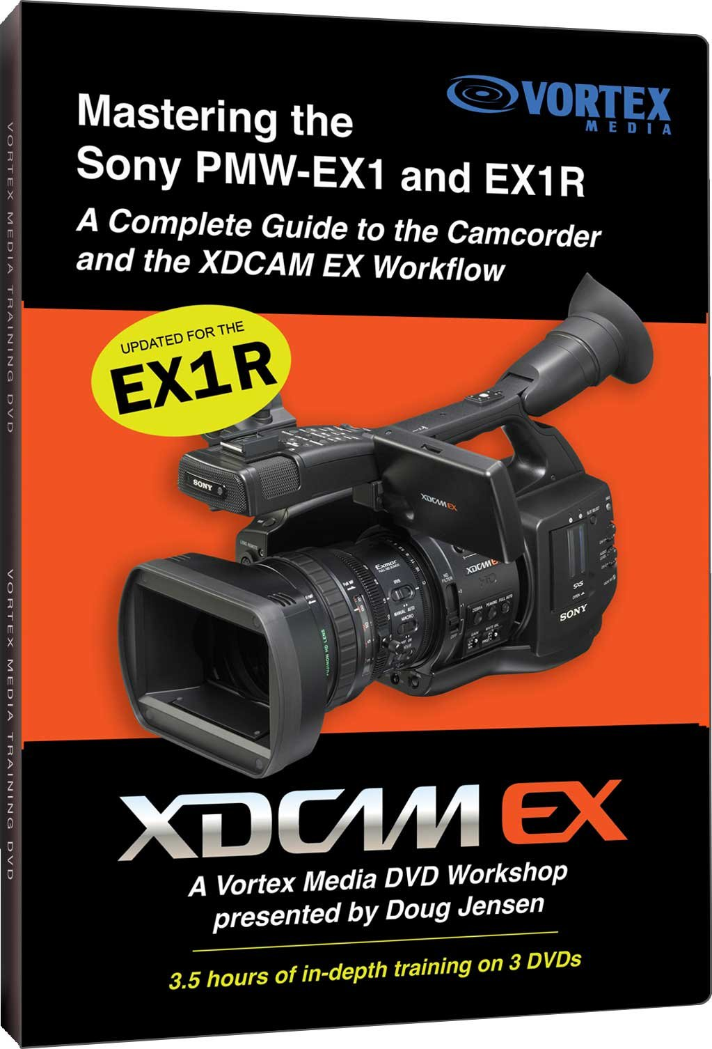 Mastering the Sony PMW-EX1 DVD