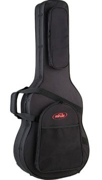 Lightweight Foam Dreadnought Acoustic Guitar Case