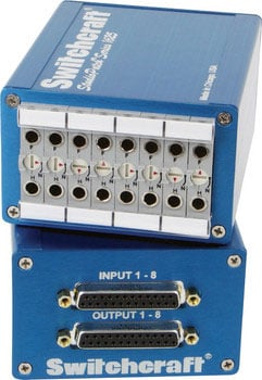Bantam/TT Patch Bay, 16 Point to DB25