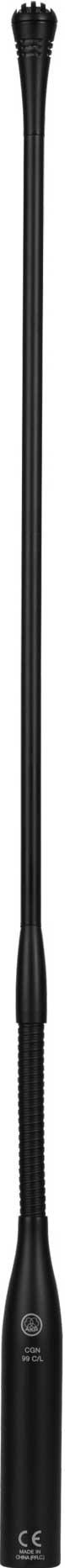 "AKG CGN99C/L  Gooseneck Microphone, Cardioid, Condenser, 23"" CGN99C/L"