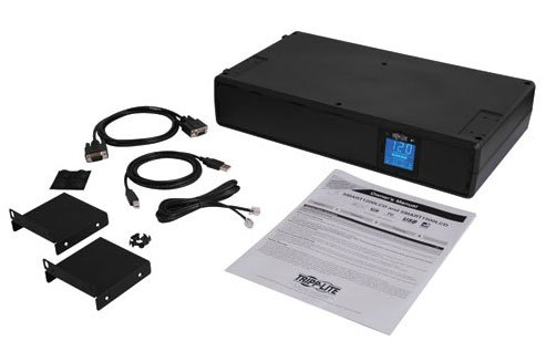 Tripp Lite SMART1200LCD 1200VA SmartPro Line-Interactive Digital UPS System SMART1200LCD