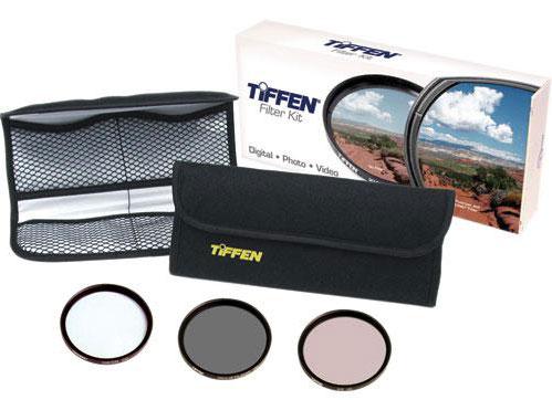 Tiffen 72MM Digital Video Essentials Kit 3